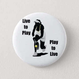 TennisChick Live to Play Button