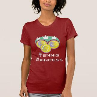 TennisChick Princess T-shirt