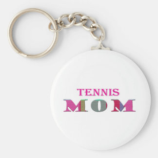 TennisMom Keychain