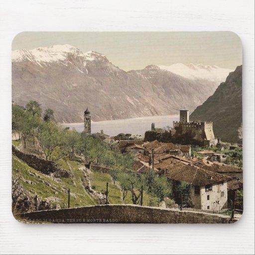 Tenno y Mont Baldo, Garda, lago de, classi de Mouse Pad