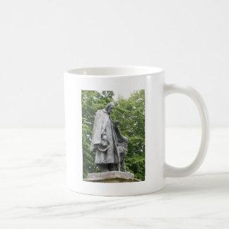 Tennyson and his Dog Coffee Mug