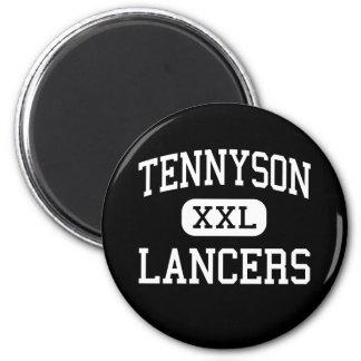 Tennyson - Lancers - High - Hayward California Magnets