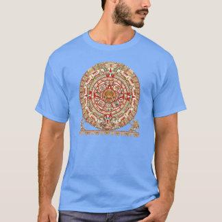 Tenochtitlan Sun Stone T-Shirt