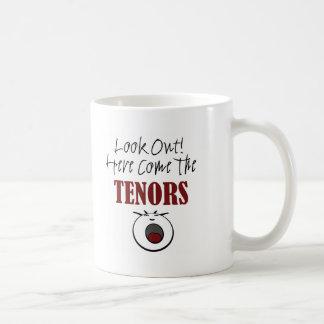 Tenor Coffee Mug