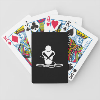 Tenor Drums Bicycle Playing Cards