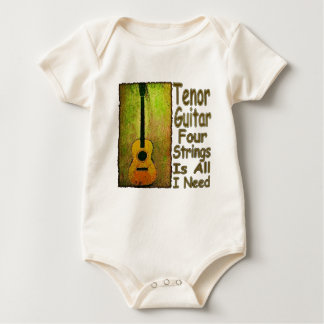 Tenor Guitar Baby Bodysuits