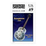 Tenor Guitar: Resophonic Postage