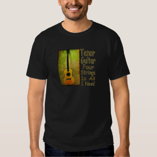 Tenor Guitar Shirts