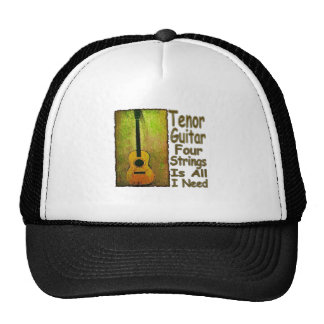 Tenor Guitar Trucker Hat