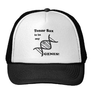 Tenor Sax Is In My Genes Trucker Hat