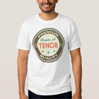 Tenor Singer Choir Music Mens T-shirt