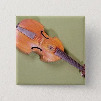 Tenor viol, 1667 pinback button