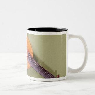 Tenor viol, 1667 Two-Tone coffee mug