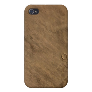 Tenoumer Crater in Mauritania Case For iPhone 4
