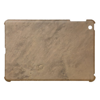 Tenoumer Crater in Mauritania iPad Mini Covers