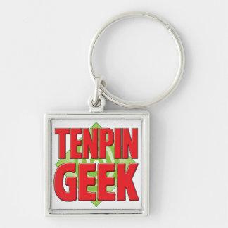 Tenpin Geek v2 Key Chain