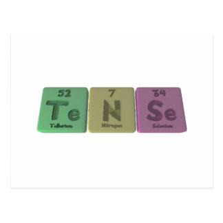 Tense-Te-N-Se-Tellurium-Nitrogen-Selenium.png Postales