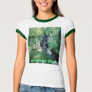 tensión-libre-retratamiento, camiseta del club de camisas