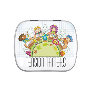 TENSION TAMERS - Jelly Beans - SRF Candy Tin