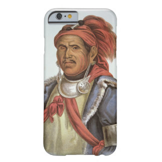 Tenskwatawa (1775-1836) (colour litho) barely there iPhone 6 case