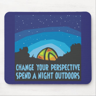 Tent Camping Mouse Pads