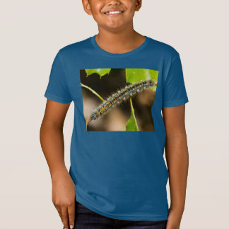 Tent Caterpillar Kid's Organic T-shirt