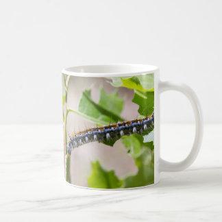 Tent Caterpillar on an Oak Tree Coffee Mug
