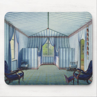 Tent Room, after 1830 Mouse Pad
