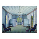 Tent Room, after 1830 Postcard