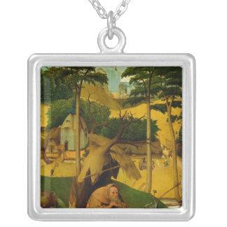 Tentación de St Anthony, 1490 Collar Personalizado