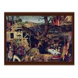 Tentación de St Anthony de Huys Pedro Tarjetas Postales
