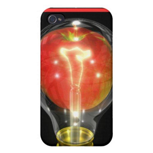 Tentación iPhone 4 Carcasa