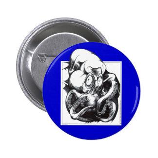 Tentacle Beast Pin