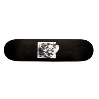 Tentacle Beast Skateboard Deck