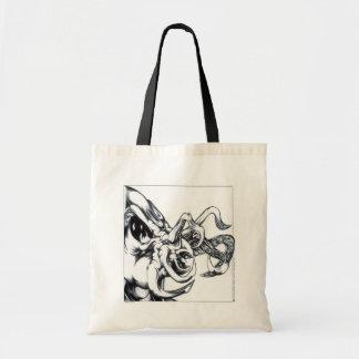 Tentacle Greeting Canvas Bag
