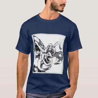 Tentacle Greeting T-Shirt