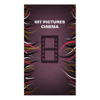 Tentacle Hall Photography Filmmaker Cards Business Card