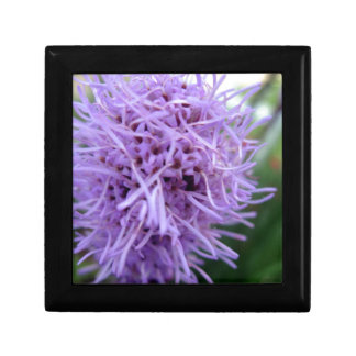 Tentacle Spider Violet Flower Jewelry Box