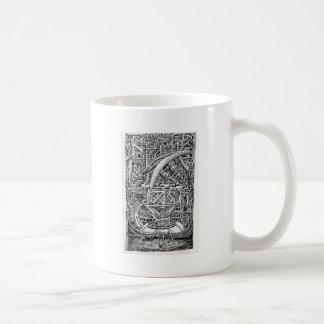 Tentacle Tank by Brian Benson Coffee Mug