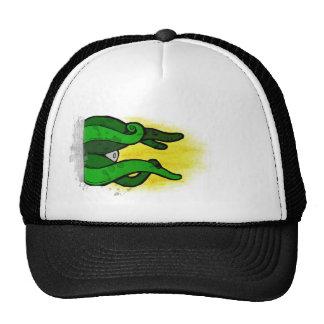 Tentacles Trucker Hat