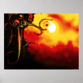 tentacles of terror posters
