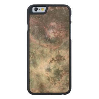 Tentacles of the Tarantula Nebula Carved® Maple iPhone 6 Case
