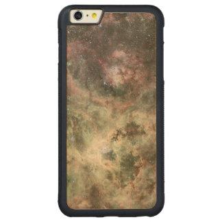 Tentacles of the Tarantula Nebula Carved® Maple iPhone 6 Plus Bumper