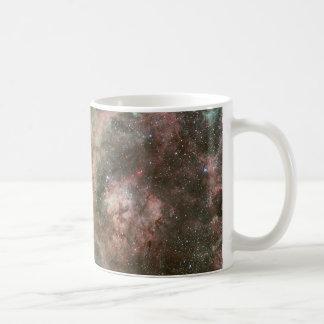 Tentacles of the Tarantula Nebula Classic White Coffee Mug