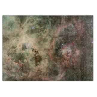 Tentacles of the Tarantula Nebula Cutting Board