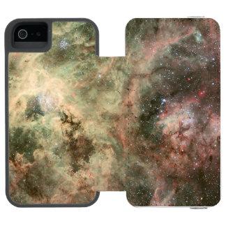 Tentacles of the Tarantula Nebula Incipio Watson™ iPhone 5 Wallet Case