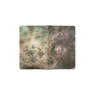 Tentacles of the Tarantula Nebula Pocket Moleskine Notebook Cover With Notebook