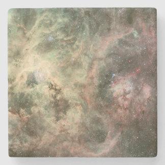 Tentacles of the Tarantula Nebula Stone Beverage Coaster