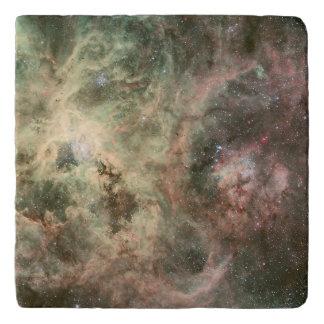 Tentacles of the Tarantula Nebula Trivets