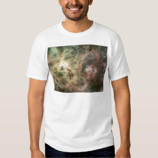 Tentacles of the Tarantula Nebula Tshirts